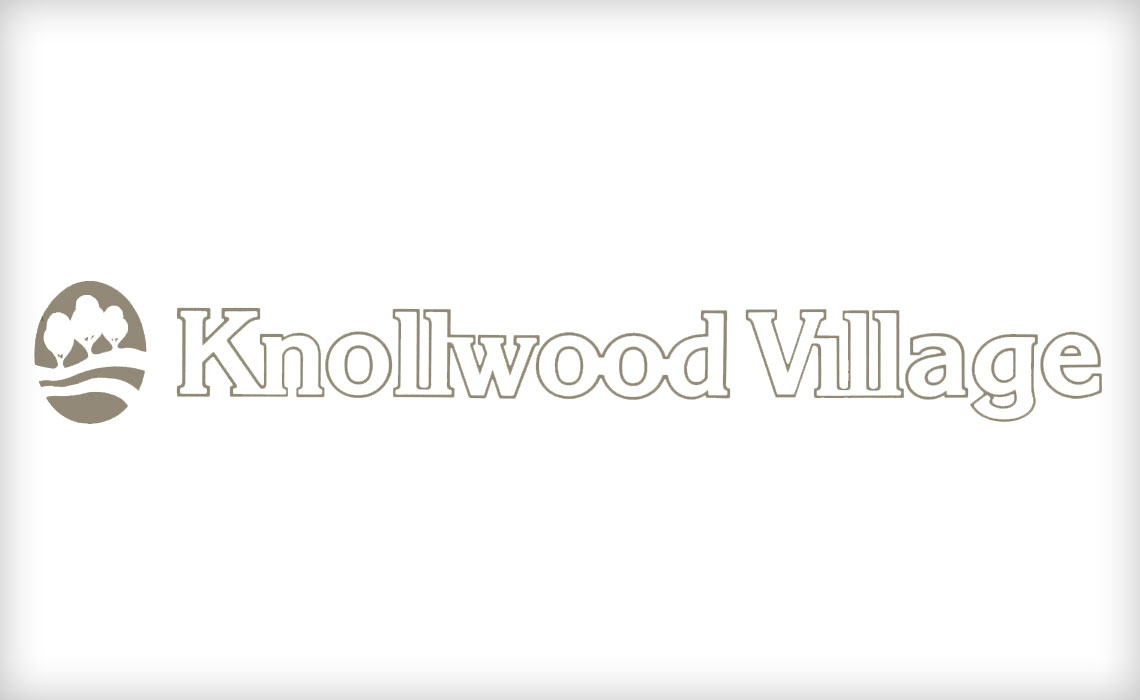 Knollwood-Village logo